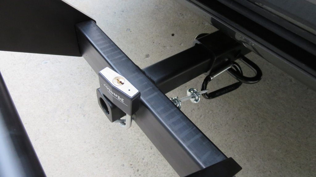 2 Bike Hitch Rack >> 1up receiver pin?- Mtbr.com