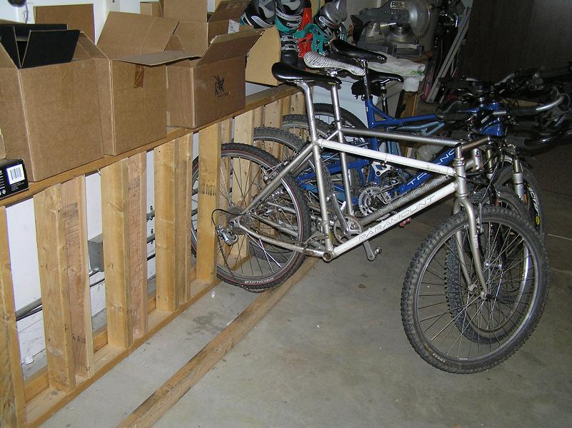 Anyone Have A Homemade Bike Stand Mtbr Com