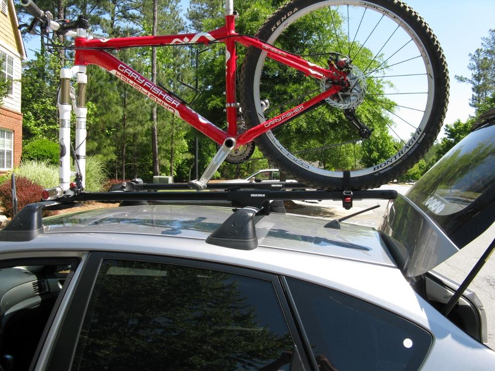 Roof Rack For Subaru Impreza Rack1