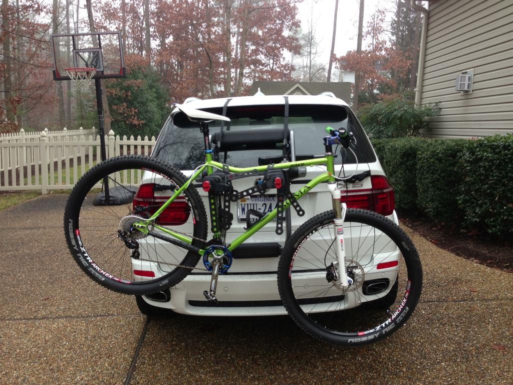 Bike racks for bmw x5