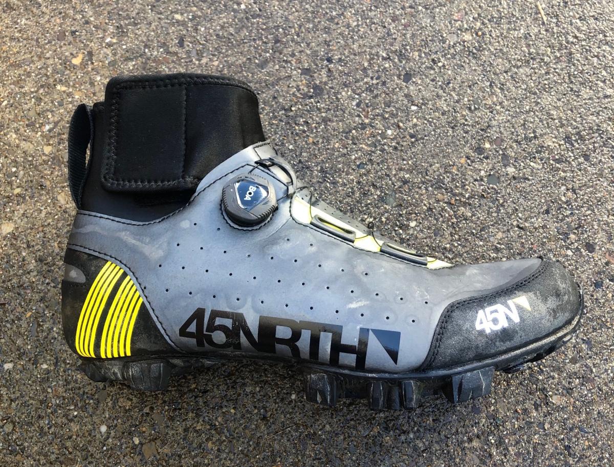 45NRTH Ragnarök Reflective boots review