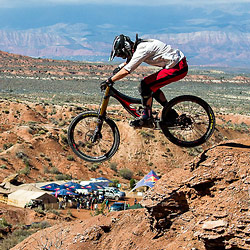 Red Bull Rampage 2013 Practice