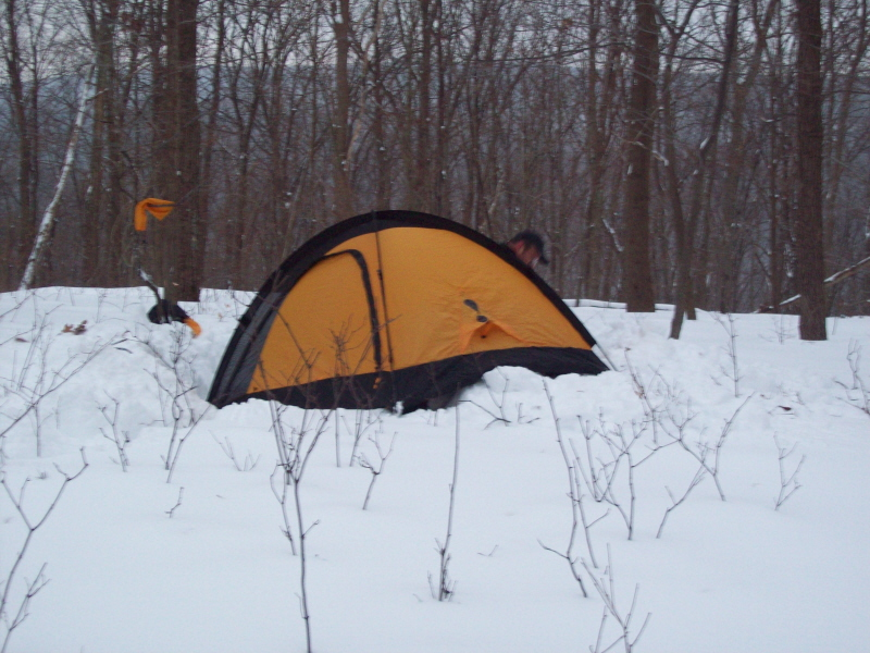 "What do you do with 24"" of Snow???-randis-tent.jpg"