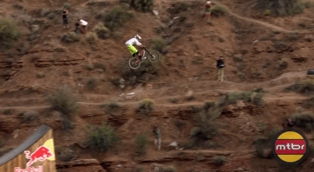 Red Bull Rampage - Cam Zink