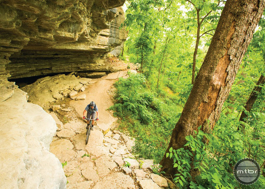 The common goal is urging mountain bikers to work together to support trail stewardship and improved mountain bike access.