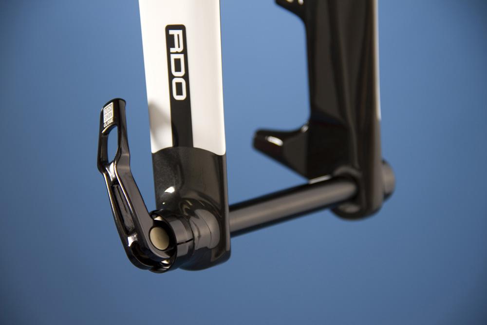 Niner RDO Fork Detail