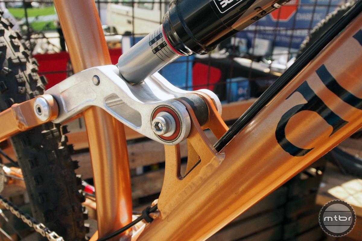 Rear Suspension Swing Arm