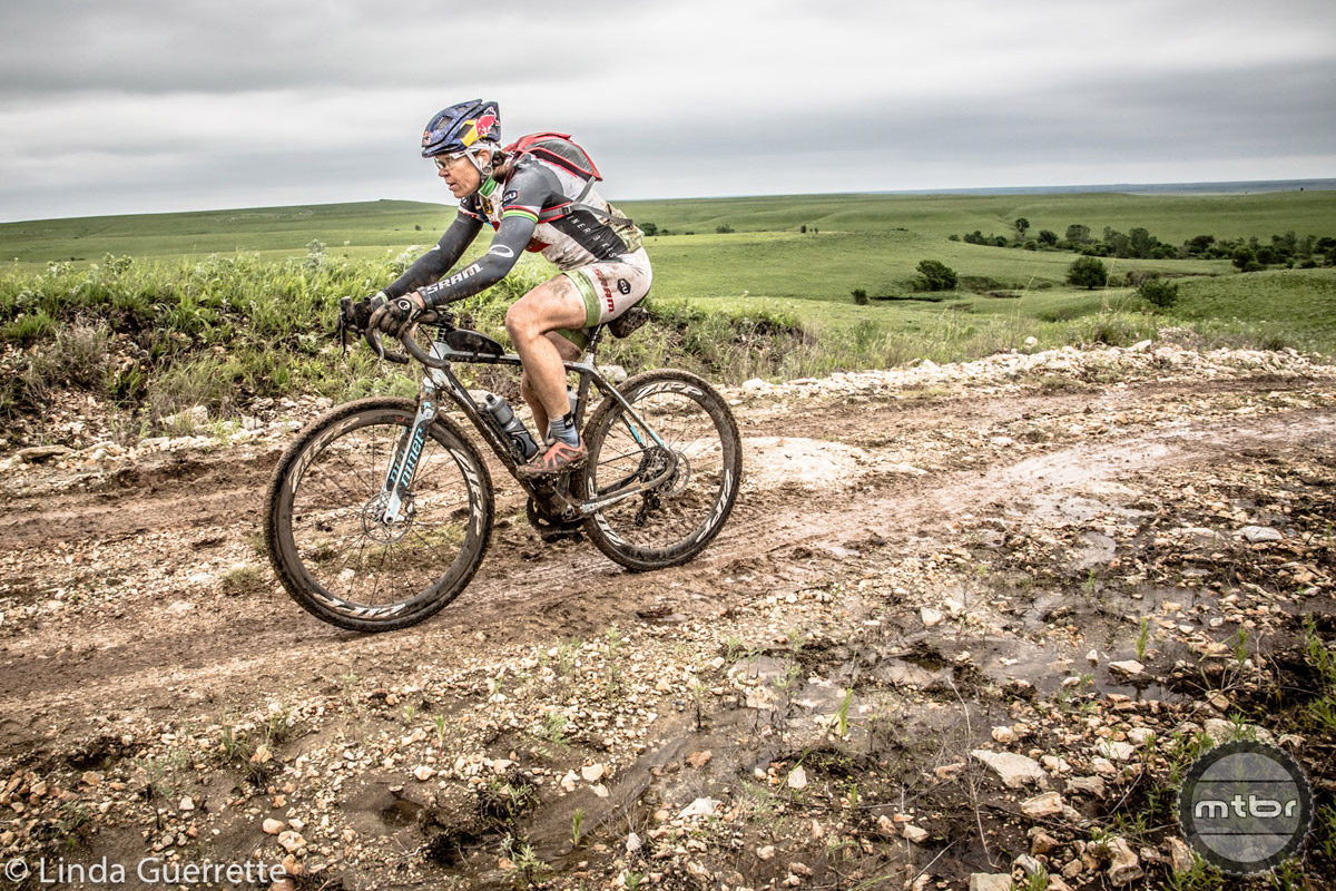 The Ketchum, Idaho resident has won everything from the Leadville Trail 100 mountain bike race to the Dirty Kanza 200.