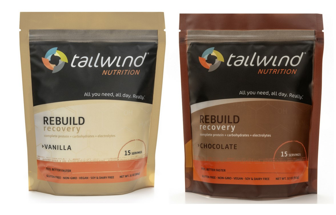 Tailwind Nutrition Rebuild now available in multi-serving bags