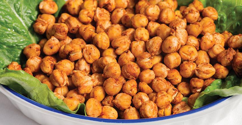 Vegetarian / Vegan / Raw recipes & chat-recipe-roasted-chickpeas1.jpg