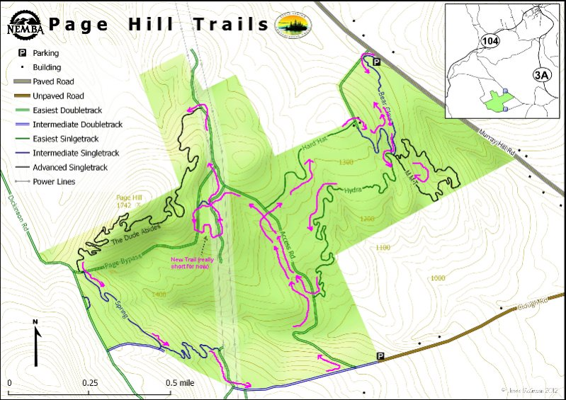 Building new downhill flow trail at Page Hill - 11/3-recommended-route.jpg