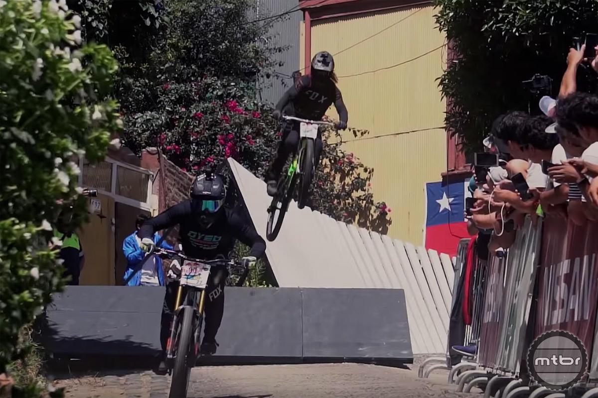 Red Bull Valparaíso Cerro Abajo 2018