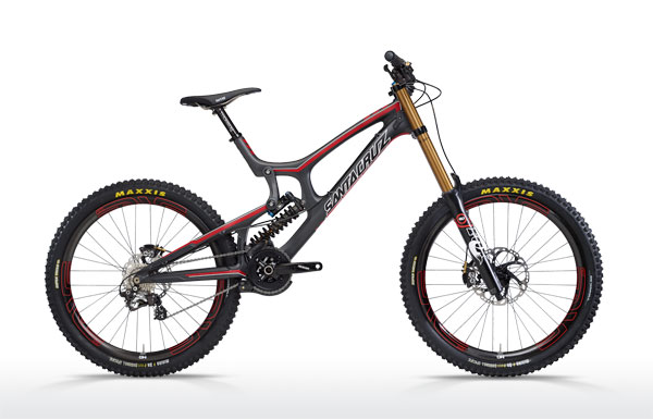 Santa Cruz Bicycles - V10c