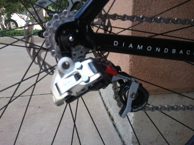 Made Me a Chain Tensioner from a sram Red Rear deraileur-red2.jpg