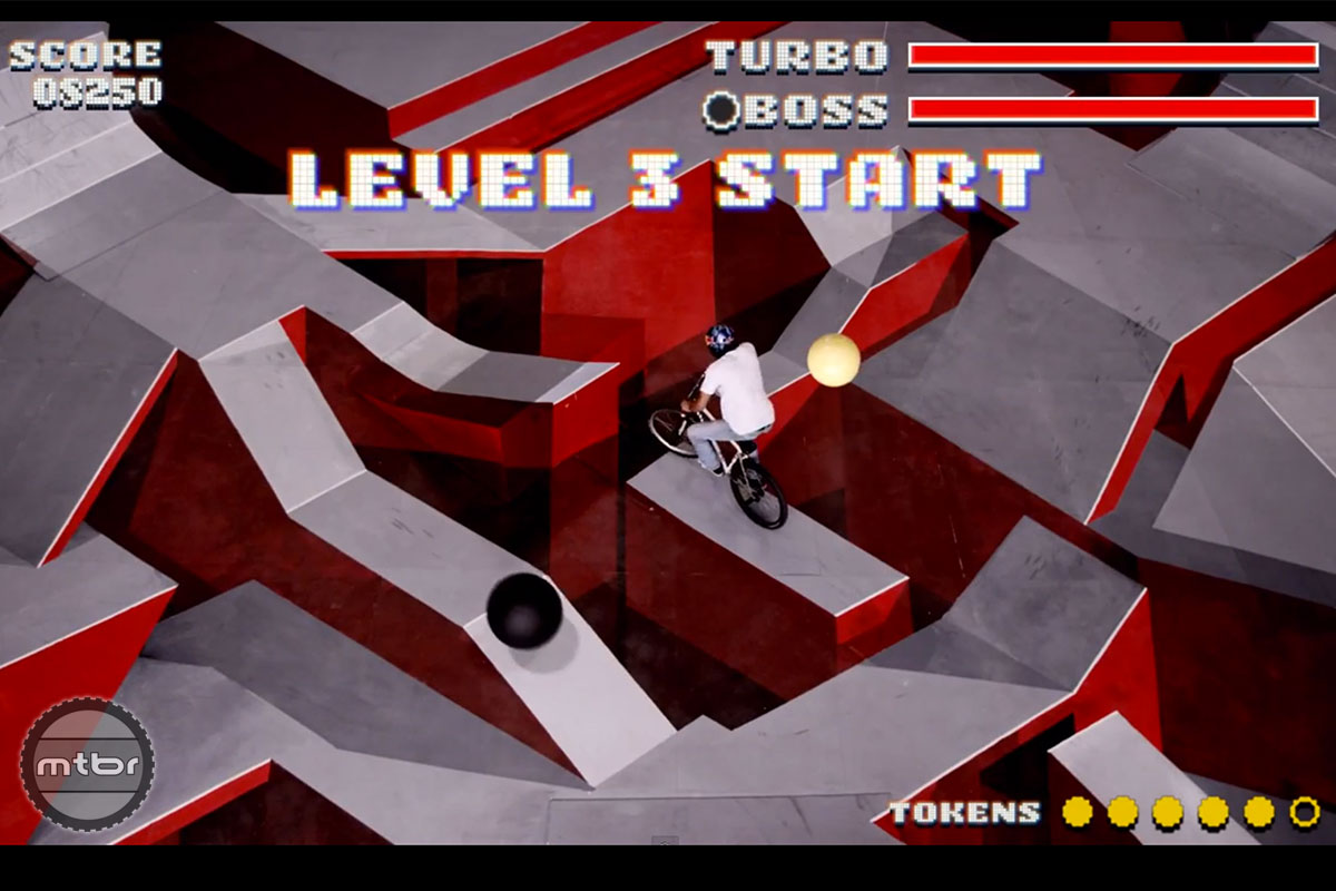 Red Bull Ride + Style Level Complete