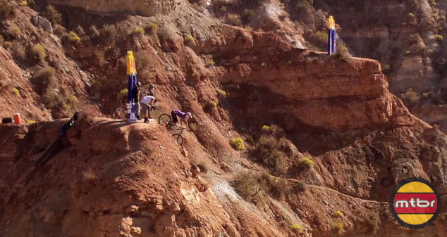 Red Bull Rampage - drop in