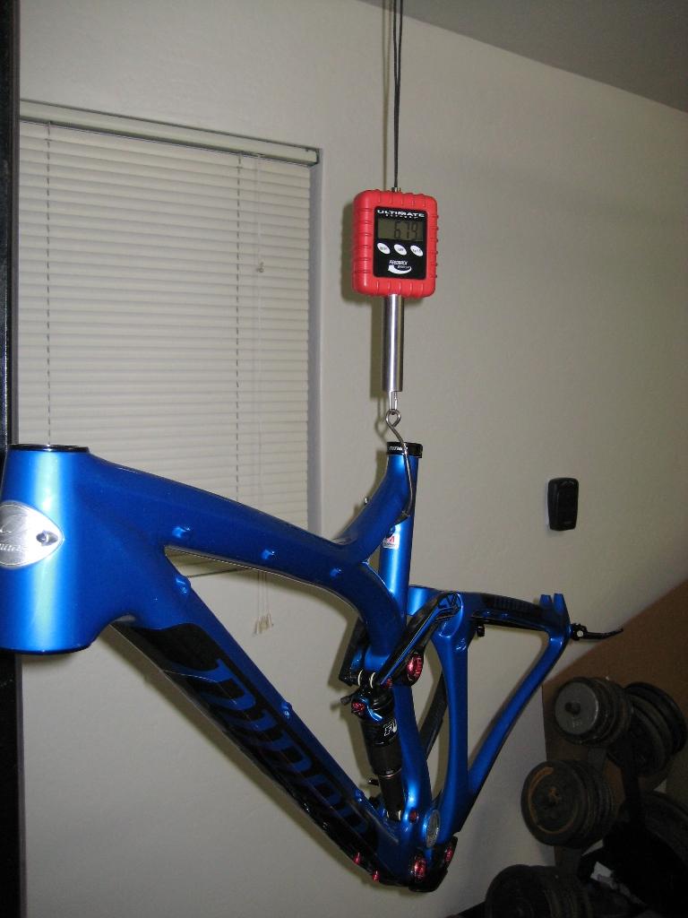 RIP RDO frame weight- Mtbr.com