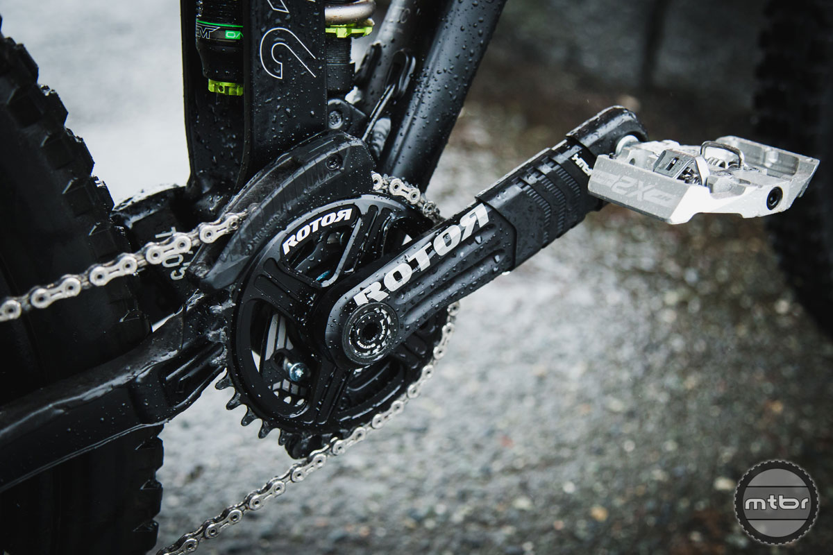 Remy Metailler joins Rotor Bike Components