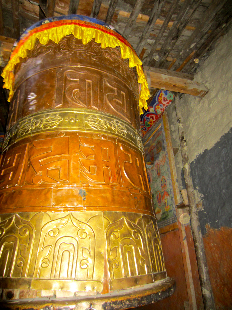 Rest Day prayer wheel