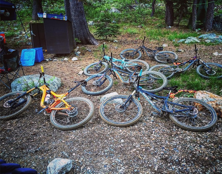 Downieville Gathering is almost here. June 24-26-resting_bicycles.jpg