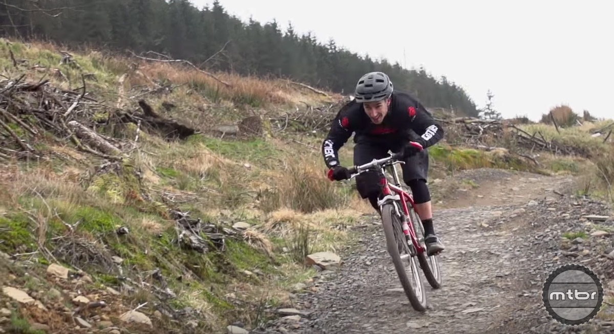 How does a Klein hardtail from the 90s stack up to the latest XC bike from Canyon?