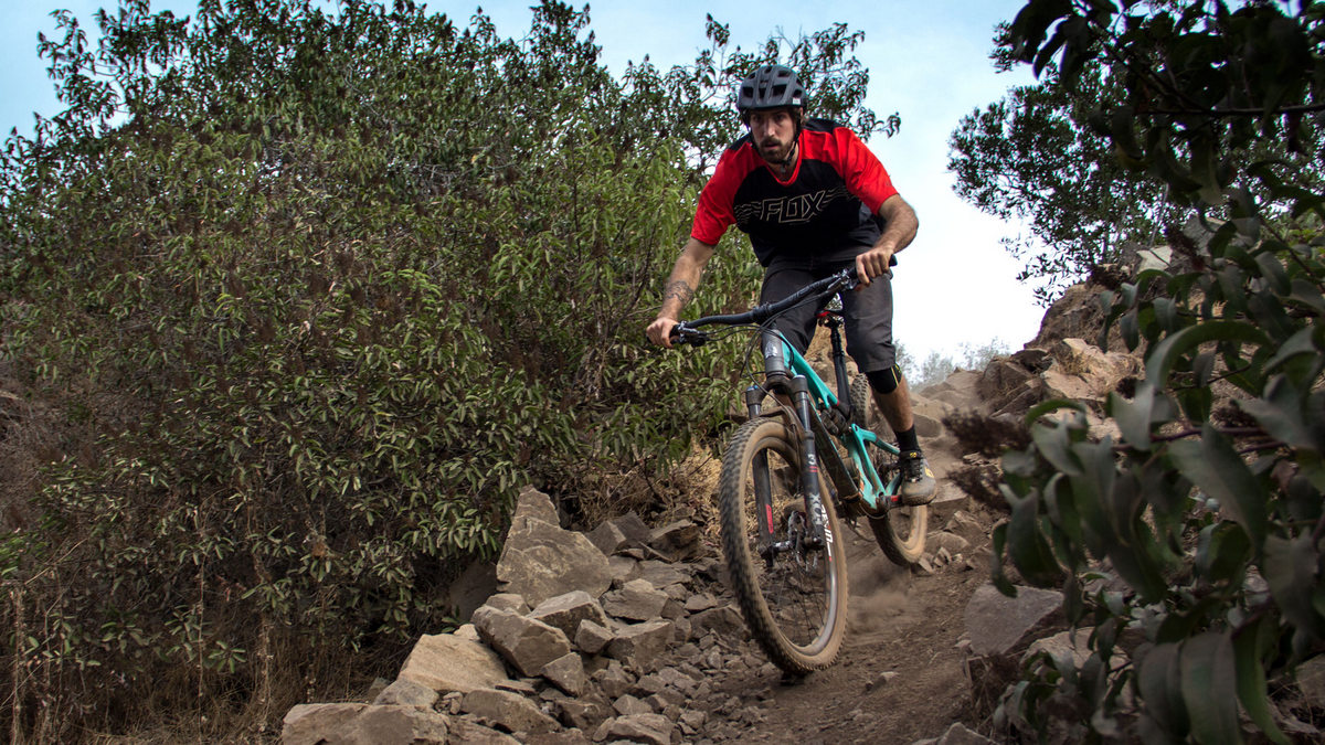 In the end, it's about the ride. Revin tested the wheels extensively on the rockiest descents of Southern CA
