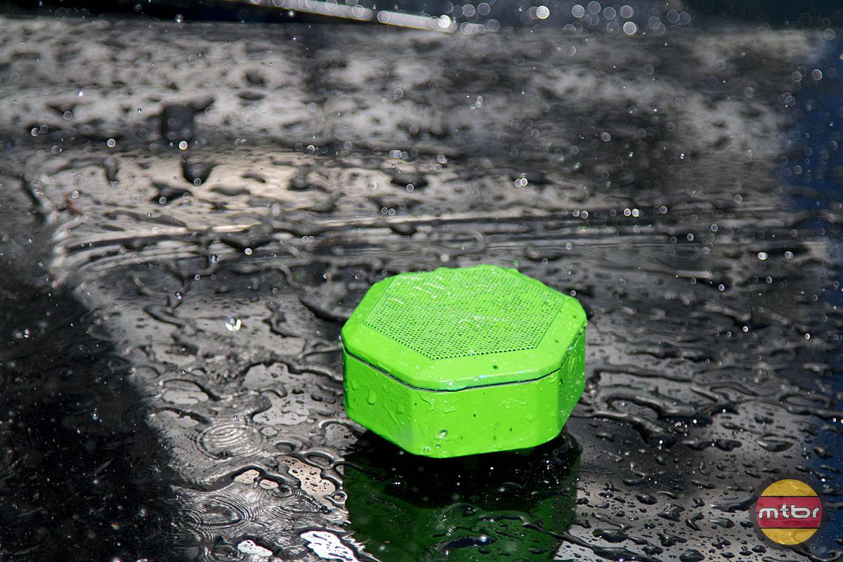 Boombotix Boombot REX Savage Green Water Resistant