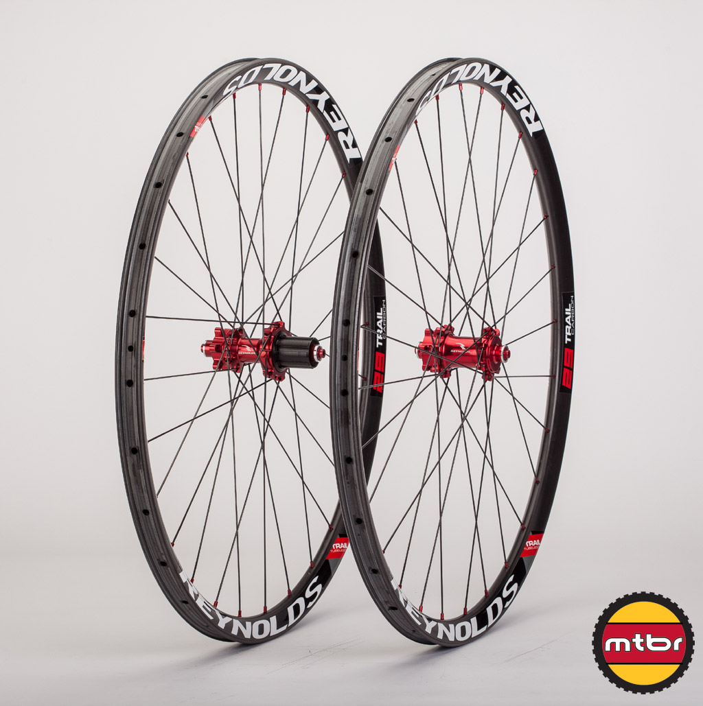 Reynolds 2014 29 Trail carbon wheels