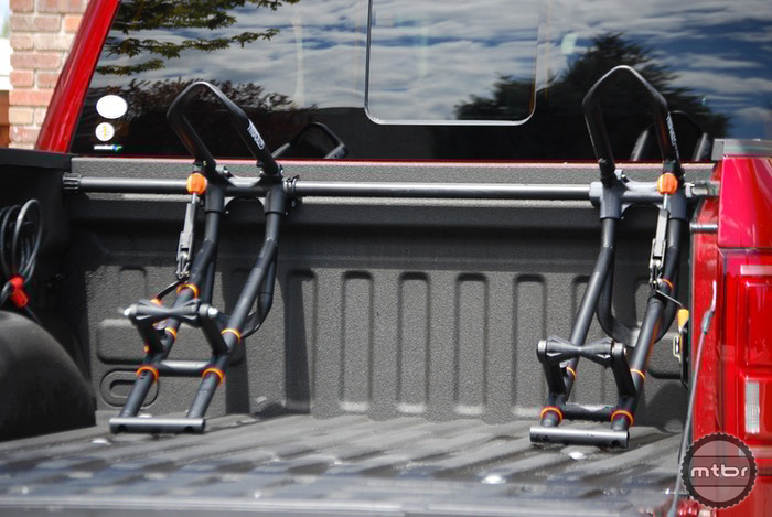 Ride 88 Bike Rack 2 Bike Setup
