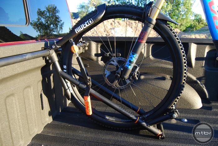 Ride 88 Profile View
