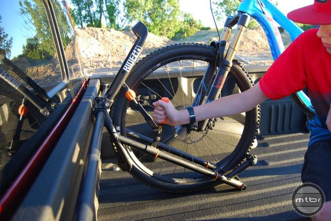 Ride88 Truck Rack