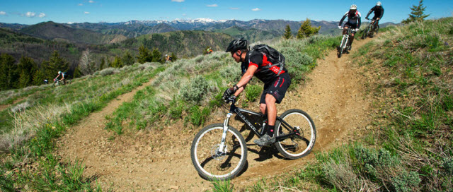 ride sun valley mountain bike festival