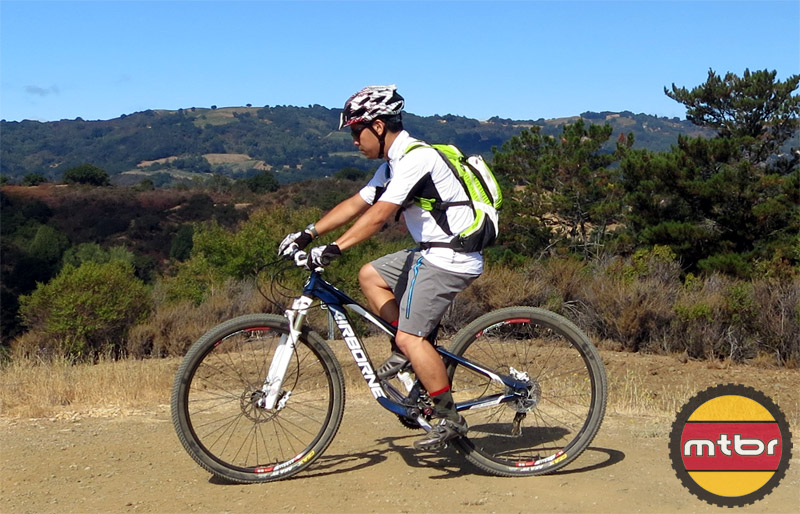 Airborne HobGoblin - Gregg riding