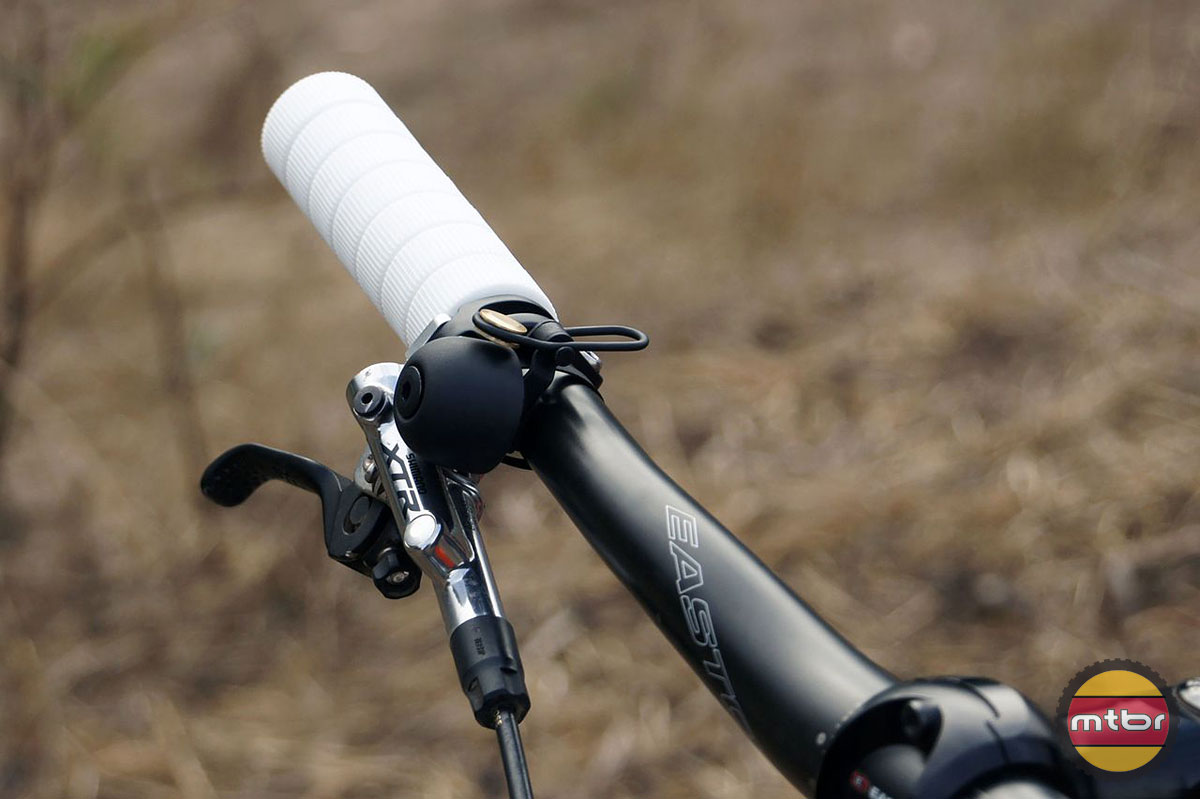 how to put a flutter on a bike