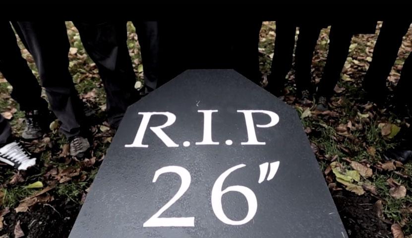 "RIP 26"""
