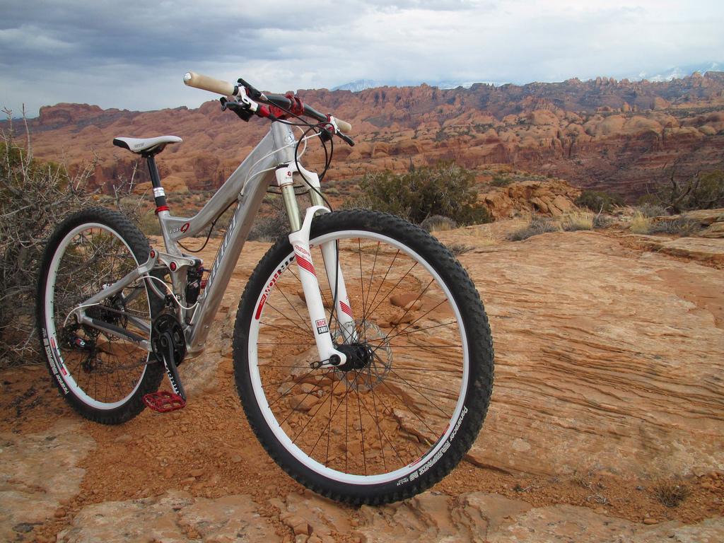 Niner RIP 9 In Moab