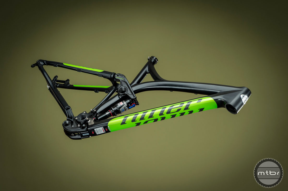 Niner RIP 9 Carbon Green Frame