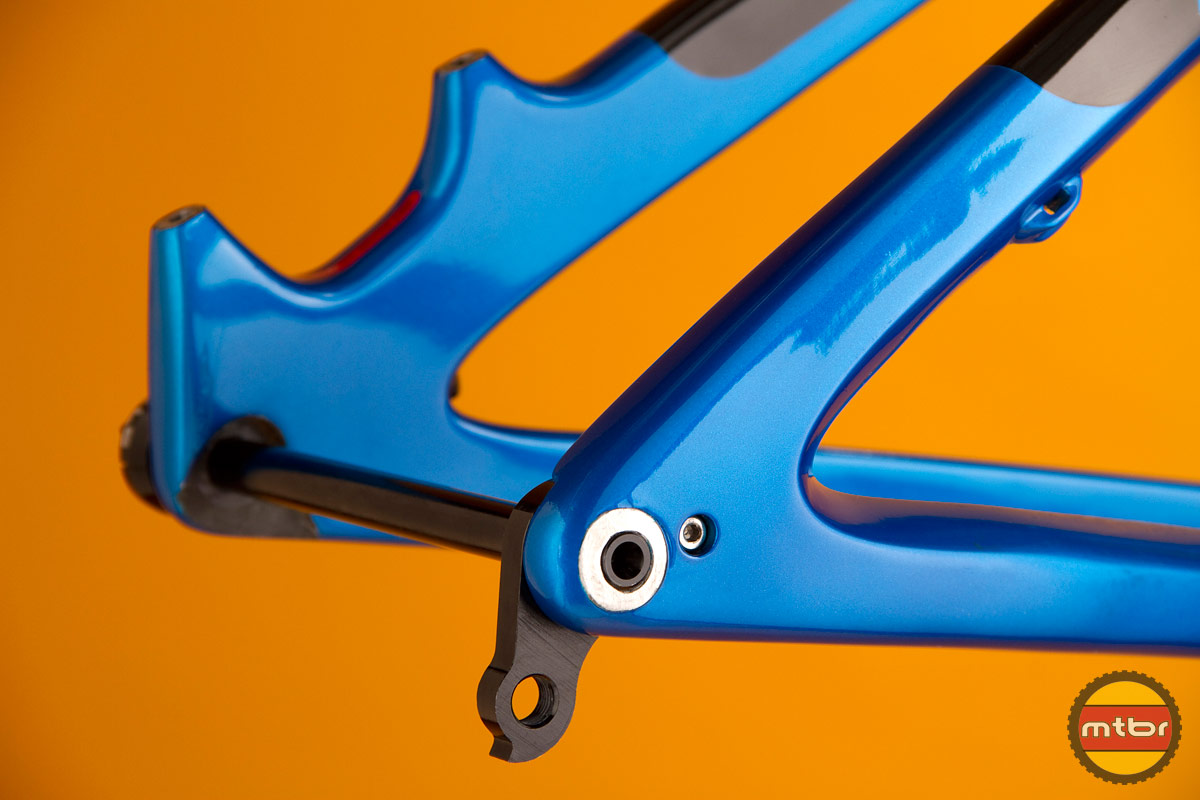 Niner R.I.P. 9 RDO Rally Blue Detail