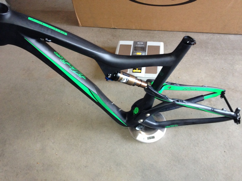 Ibis Ripley Large arrived weight lbs- Mtbr.com
