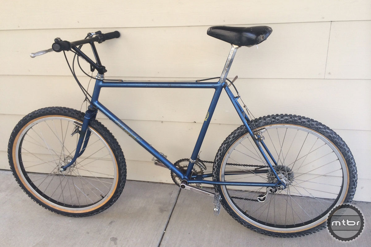 Ritchey Bullmoose Historic