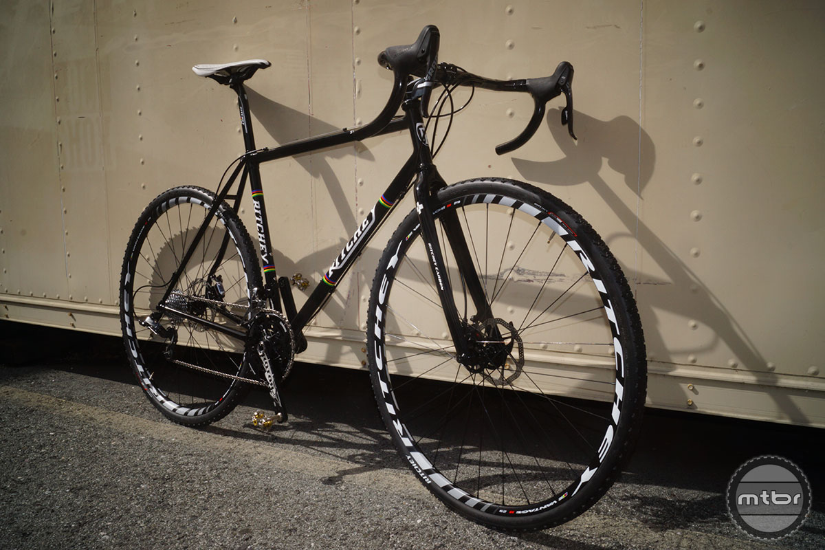 Handmade Preview: Ritchey unveils Swiss Cross Disc CX bike at NAHBS ...