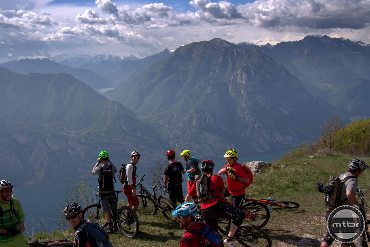 Riva Bike Festival Test Ride