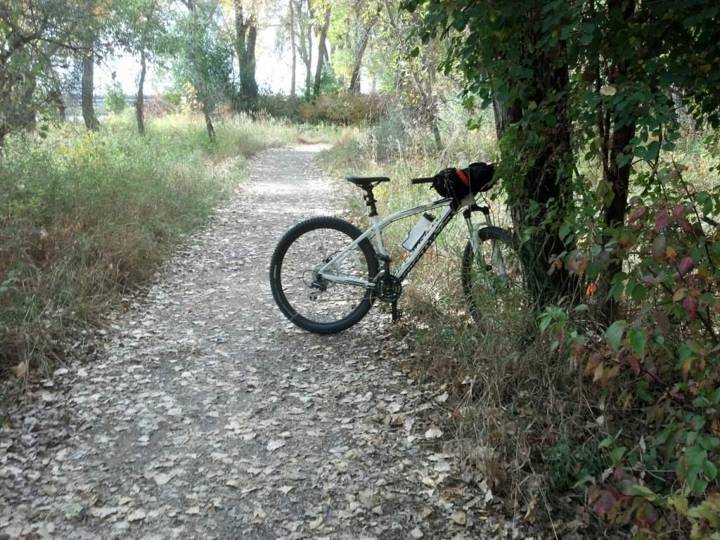 What did You do today on your mountain bike?-riverfront.jpg