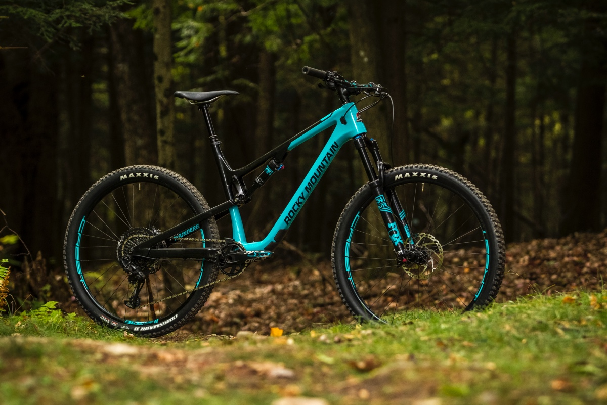 2018 Rocky Mountain Thunderbolt