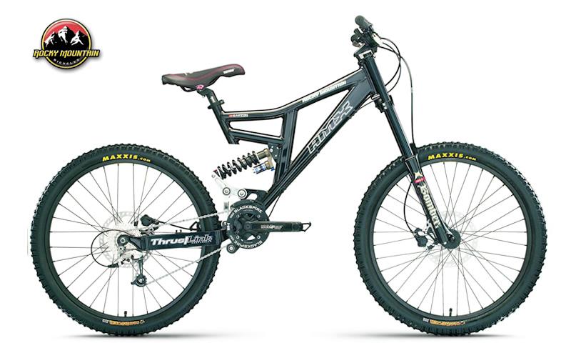 Rocky Mountain Bikes Mtbr Com
