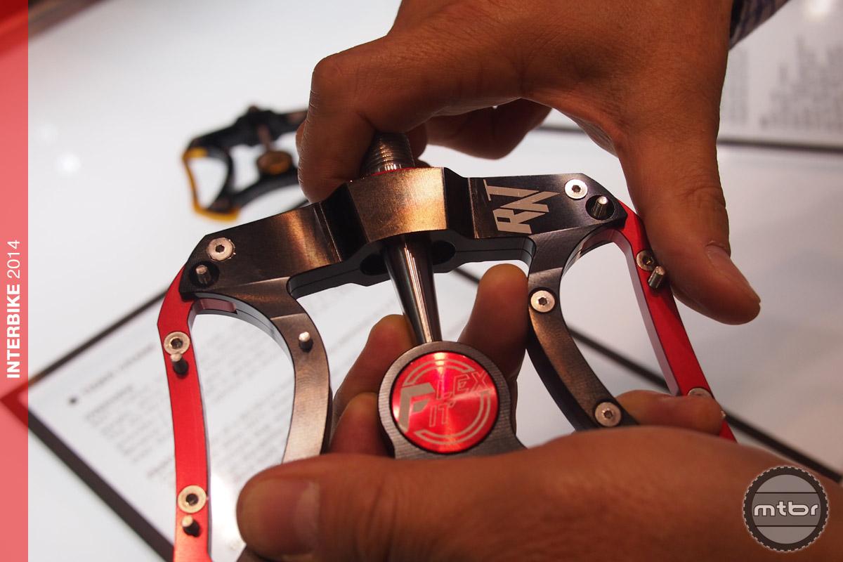RNT - Flex Fit 108 pedal