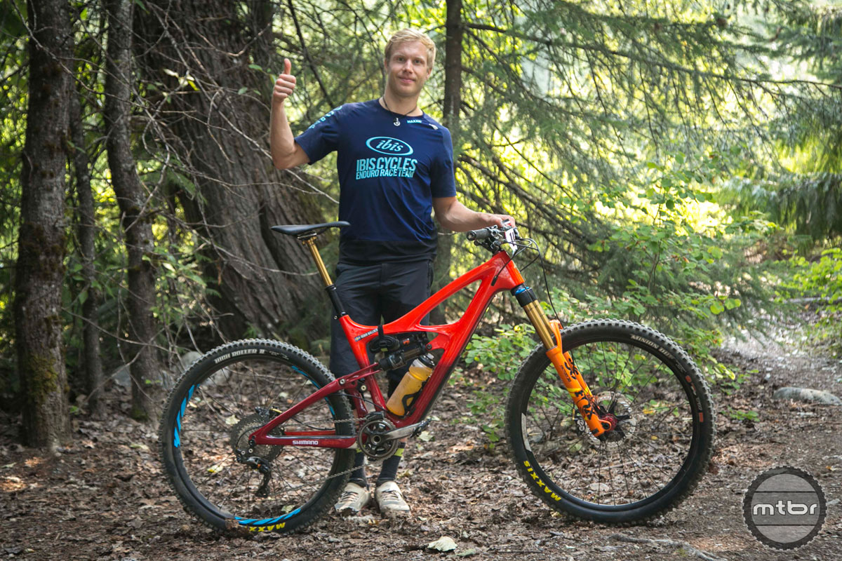 Robin Wallner Ibis HD4 2017