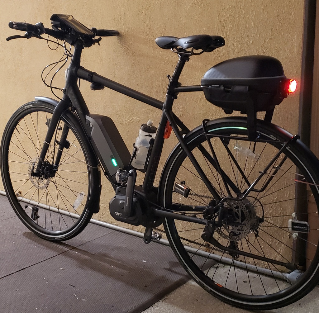 CAt user review;  LEZYNE Zecto Max Drive Rear 250 Lumen Bicycle Tail Light-robs-bike-clip.jpg