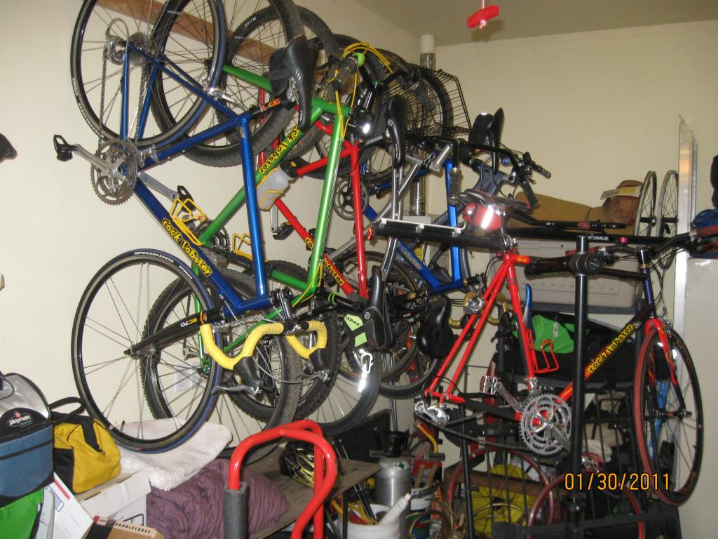 How many bikes in your garage?-rock-lobster-collection.jpg