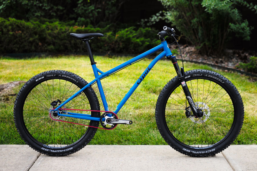 Short Rear 29er 27 5 Slack Head And Ss Compatible Does A